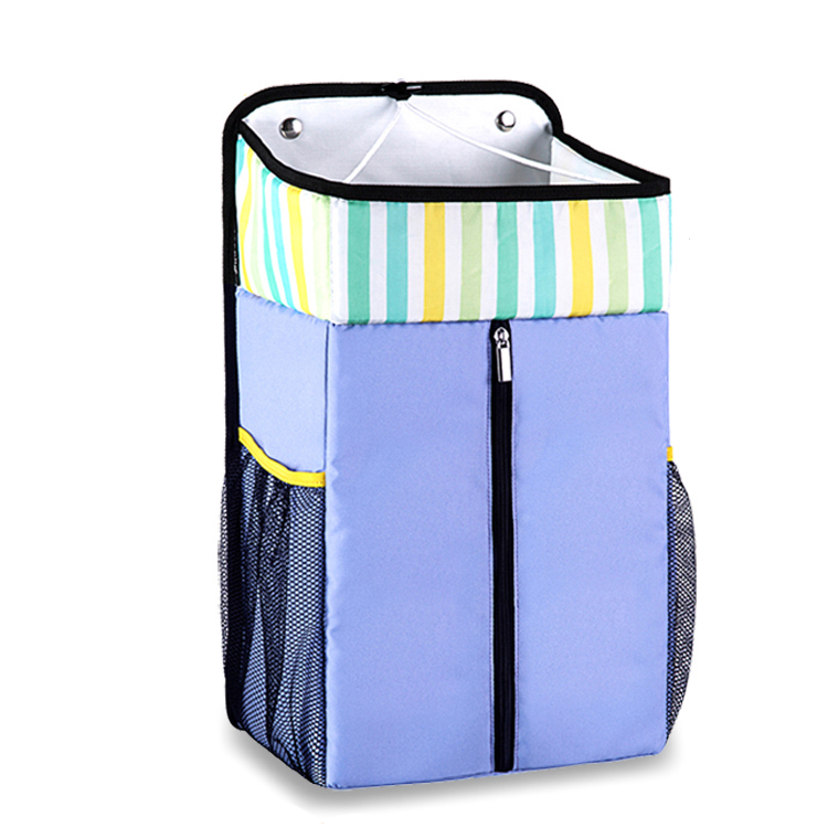 EFTSBY645 Nursery and diaper organizer for hanging baby essentials the Playard crib baby changing table