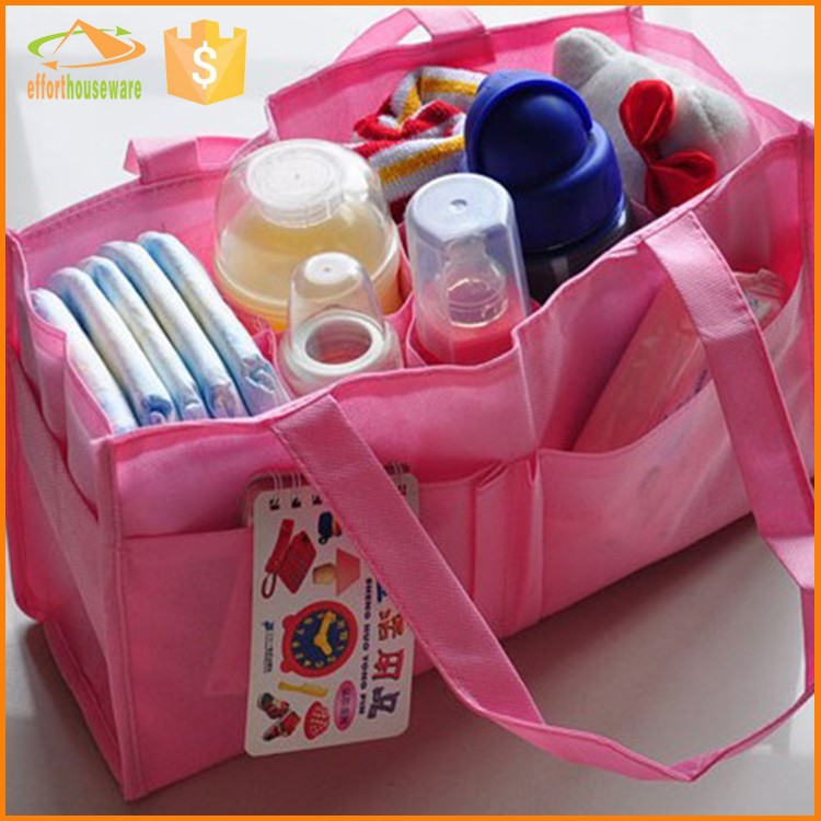 EFTSBY487 Promotional Baby Stroller Organizer Mommy Diaper Nappy Bag