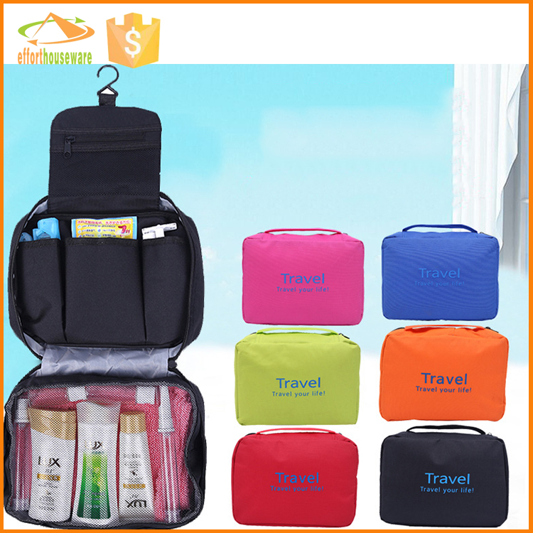 EFTSBY485 oxford storage hanging bags cosmetics case