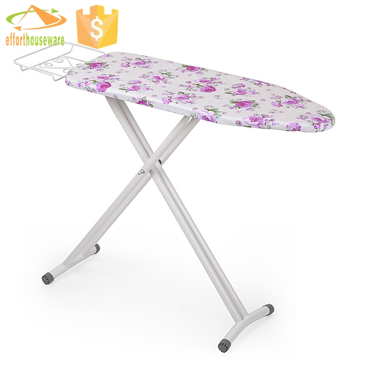 EFTSBY314 Fashion circle Silicone coated Printed Fireproof ironing board cover