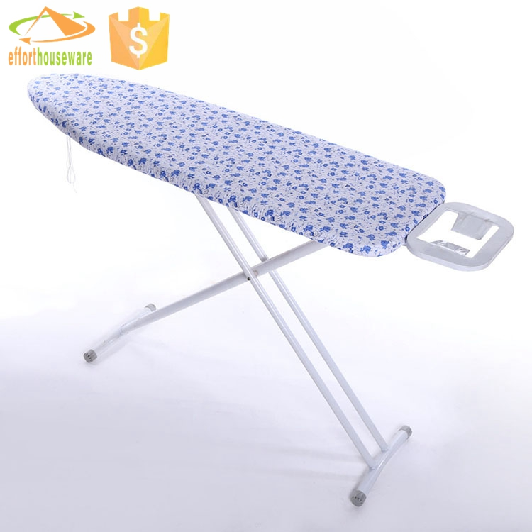 EFTSBY325 BRAND 100% Cotton Cover Mesh Top Folding Ironing Table cover