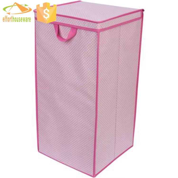 EFTSBY297 Portable Durable foldable mesh laundry basket