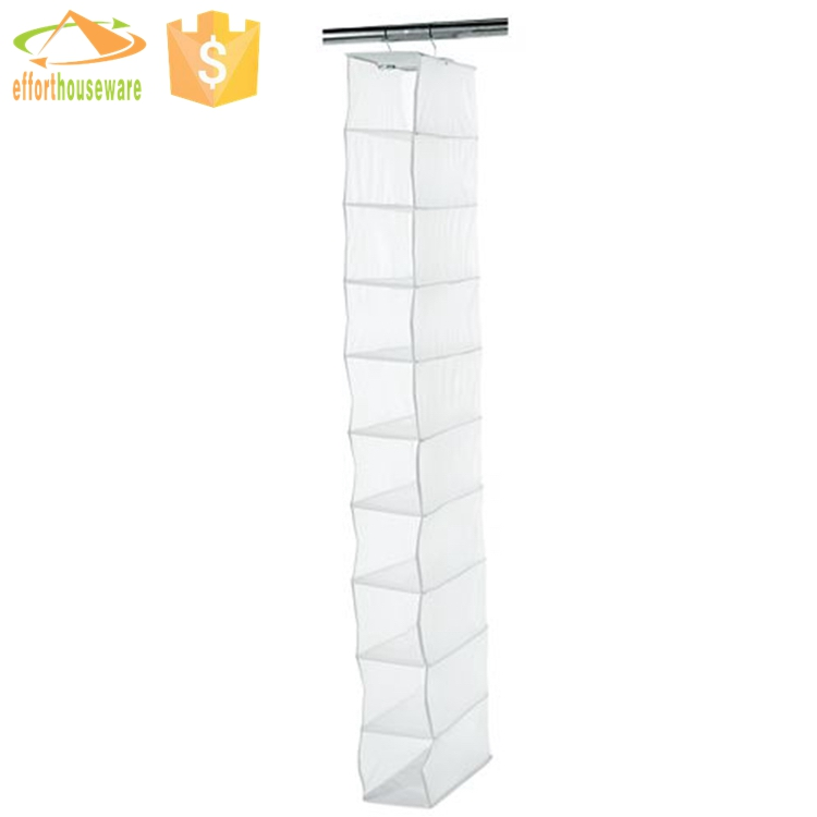 EFTSBY209 Top quality customized collapsible hanging Clothes storage closet box