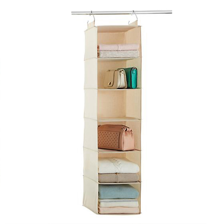 EFTSBY186 Foldable Nonwoven kids overdoor hanging organizer boxes