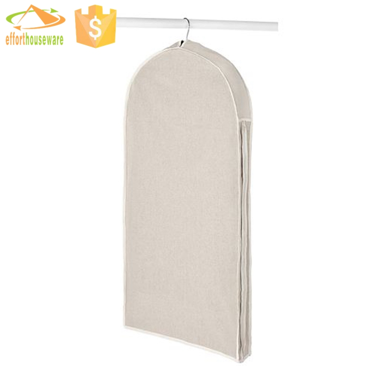 EFTSBY206 With PE window wholesale mens suit fabric garment bags