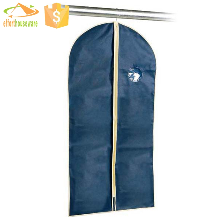 EFTSBY170 Quality Fabric Zipper garment bag coat hanger dry cleaning