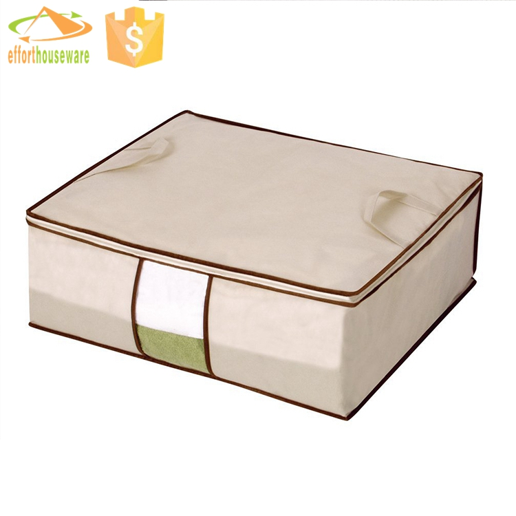EFTSBY127 Home Quilt Pillow Blanket Clothing fabric big storage bag