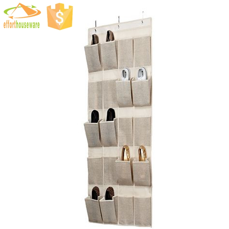EFTSBY157 Small Overdoor hanging shoe bag organizer