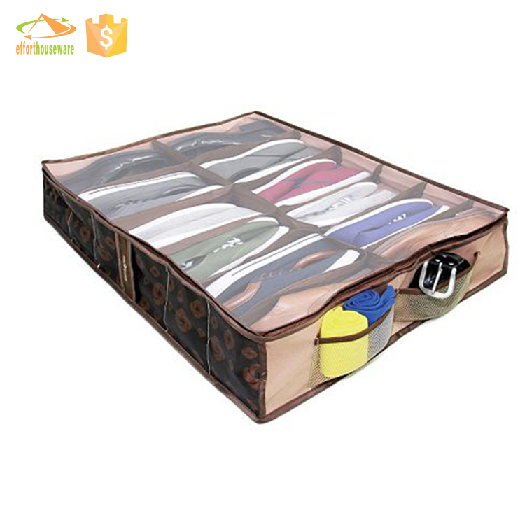 EFTSBY267 Wholesale polyester shoe dust storage bags